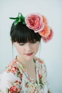 gardenroseflowercrown