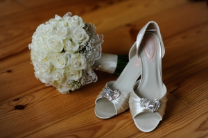 Bride Bouquet by Ditsy Floral Design
