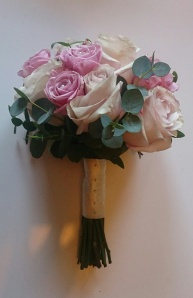 romantic roses #bouquet #ditsyfloraldesign