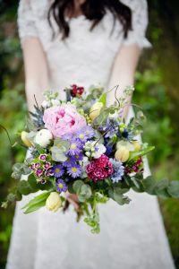 Early Summer Wildflower Bouquet