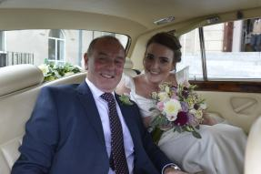 Grace and her dad